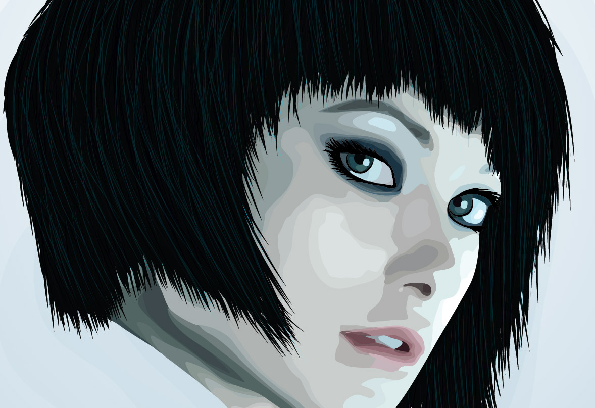How To Create a Beautiful Vector Portrait in Illustrator