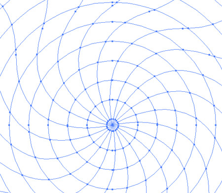 How To Create a Cool Abstract Radial Pattern Design