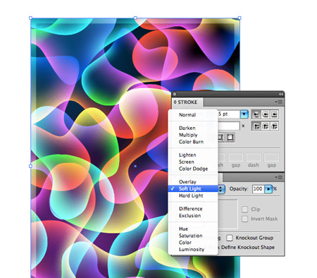 how to make vector mask an object