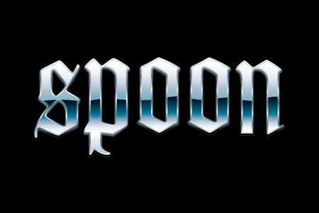 how to create a cool chrome text effect in illustrator rh blog spoongraphics co uk heavy metal band logo creator free heavy metal logo generator free