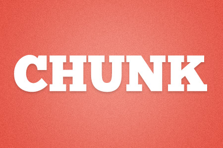 Download the Chunk font