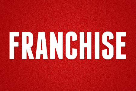 Download the Franchise font