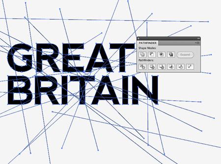 how to make a line through text mac