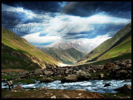 Tranquility Landscape photo