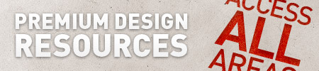 Access All Areas Bundle of Awesome Design Goodies