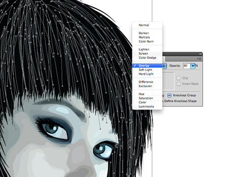 How To Smooth Drawing Lines In Illustrator : To create a beautiful vector portrait in illustrator