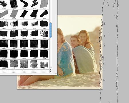 Tutorial photoshop: Collage Polaroid Vintage - YouTube |Old Polaroid Photoshop