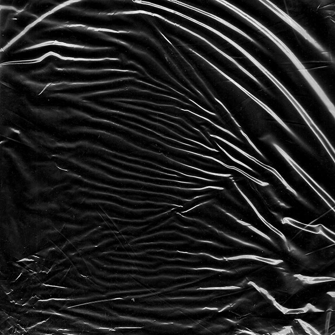 Plastic wrap texture