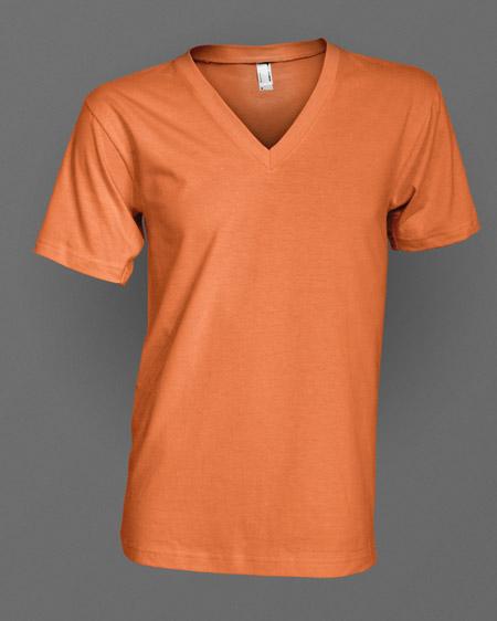 Design mockup template pack for premium members for T shirt design v neck