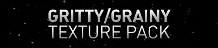 Free Gritty/Grainy Texture Pack for Adobe Photoshop