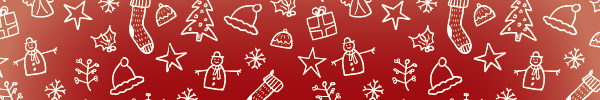 How To Create a Christmas Themed Repeating Pattern