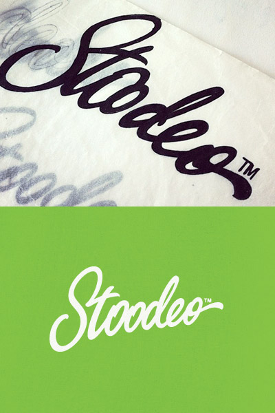 Inspiring Examples Of Custom Lettering Logo Designs