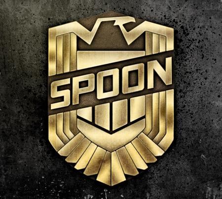 Judge Dredd badge design