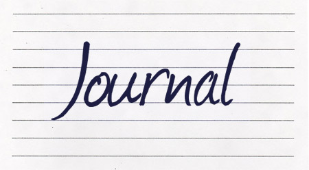 Journal word