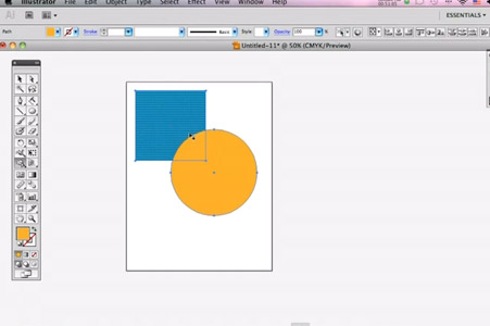 View the Illustrator video tutorial