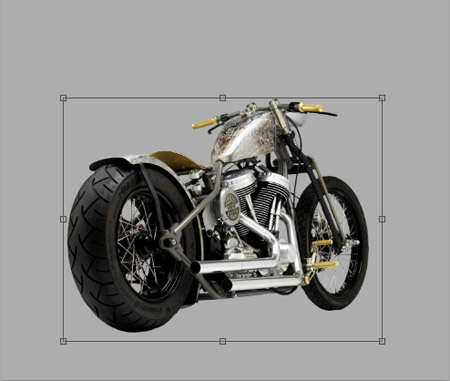 motorcycle photoshop  Create a Dark Vintage Style Motorcycle Poster Design