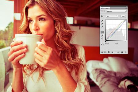 5 Create a Trendy Retro Photo Effect in 3 Easy Steps masterklass