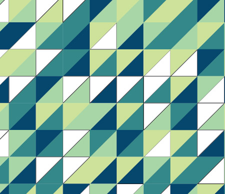Worksheets Shape Design Patterns create a retro triangular pattern design in illustrator