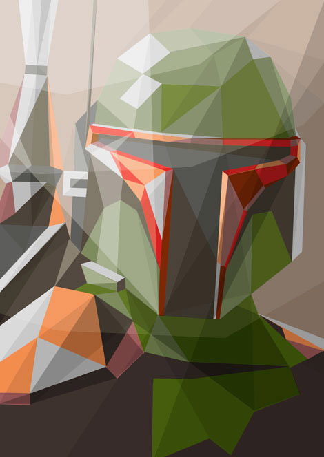 13 vector 30 Awesome Star Wars Creations