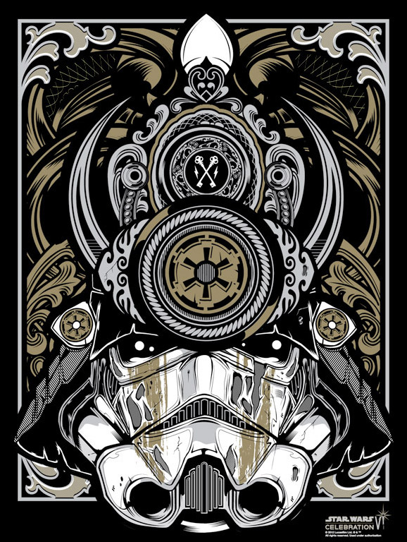 Star Wars Celebration by Hydro74