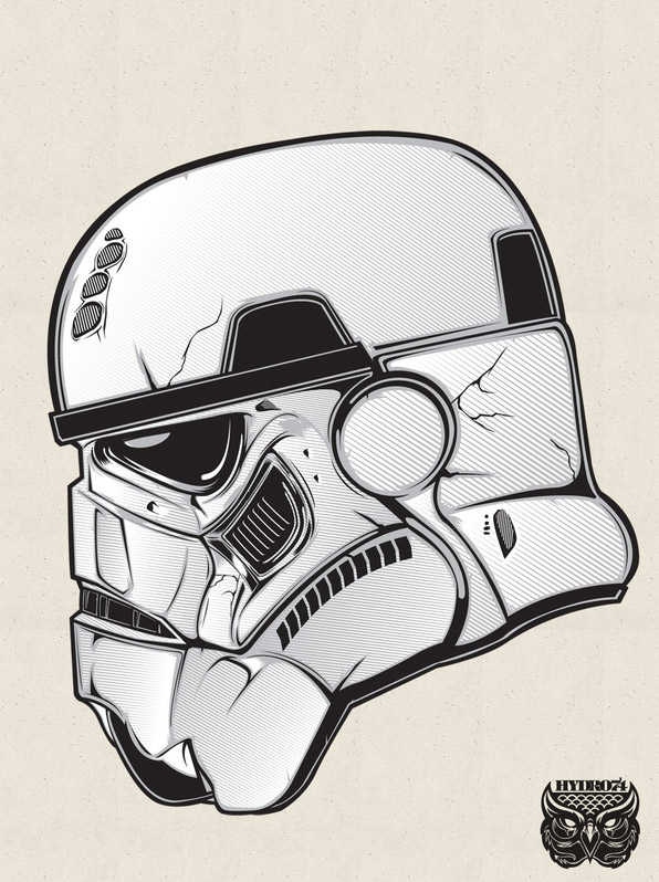 Stormtrooper by Hydro74