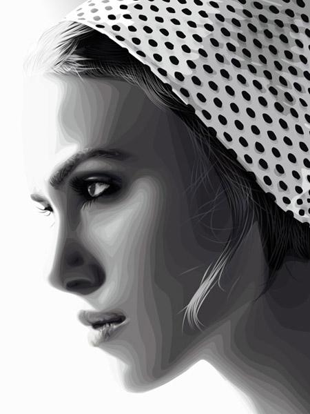 View the vexel artwork