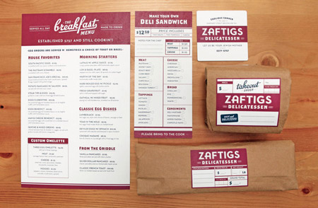 Zaftigs Delicatessen by Richie Stewart