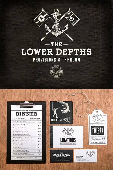 The Lower Depths by Richie Stewart