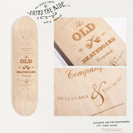 The Old Skateboard Company