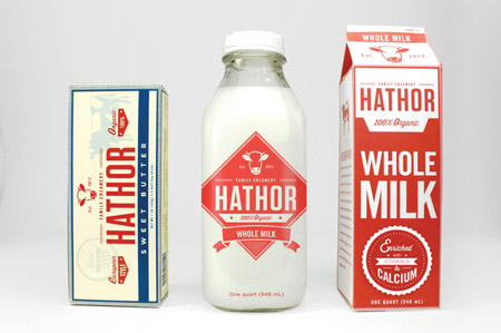 Hathor Creamery by Michael Vilayvong