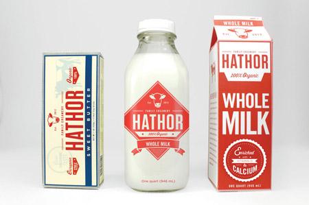 Hathor Creamery by Michael Vilayvong