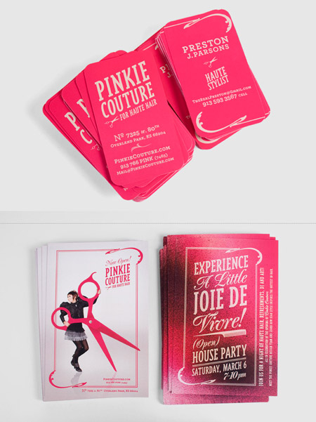 Pinkie Couture for Haute Hair by Será Será