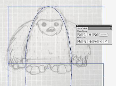 How To Create a Cool Vector Yeti Character in Illustrator