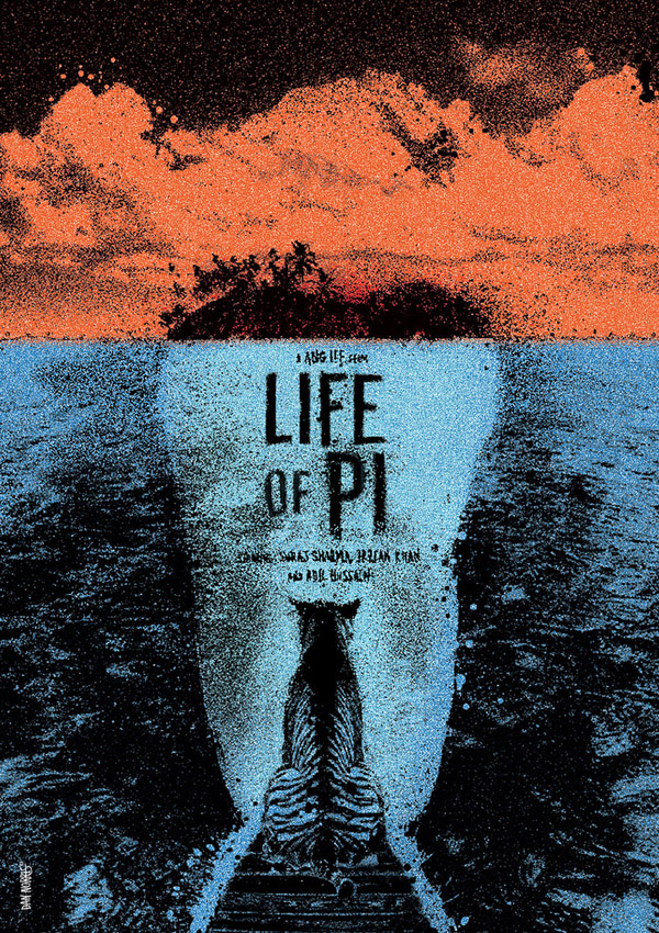Life of Pi by Daniel Norris