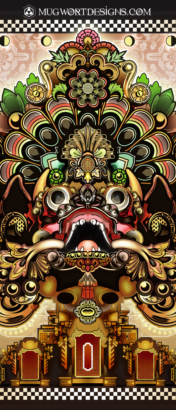 Bali by Mugwort Artemisia
