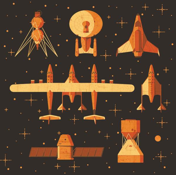 Space Jam by Andrea Manzati