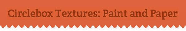 Circlebox Textures Giveaway for Premium Members