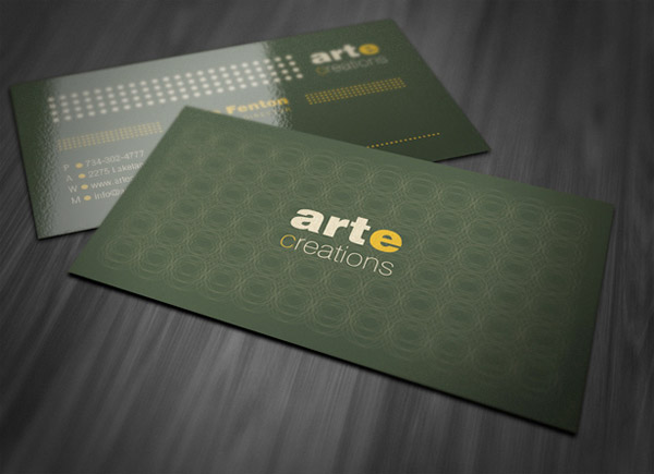 Simply Professional Business Card Template