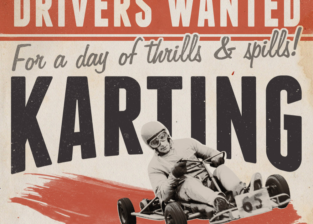 How To Create A Retro Style Race Poster In Photoshop