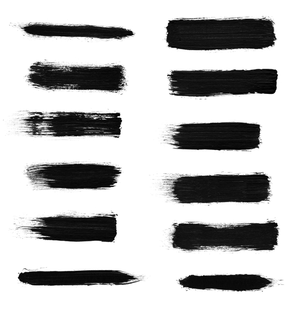 photoshop brush previews