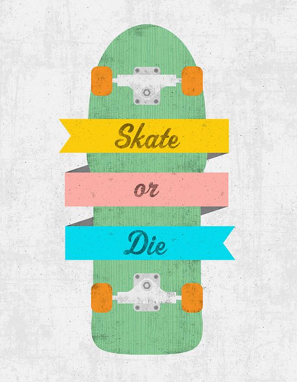 Skate or Die by Nick Nelson
