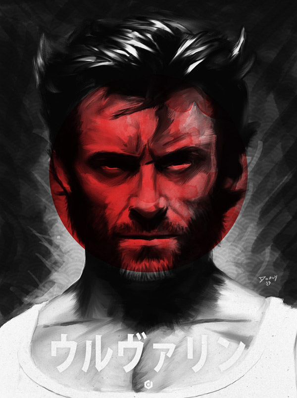 Wolverine Alternative Poster by Doaly