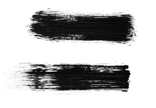 12 Free High Res Dry Brush Stroke Photoshop Brushes