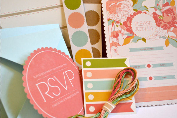 50 New Creative Wedding Invitations for Design Inspiration