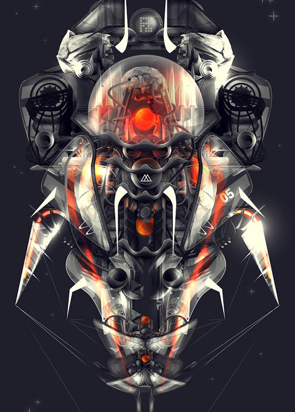Neuro Genesis by Dean Falsify Cook