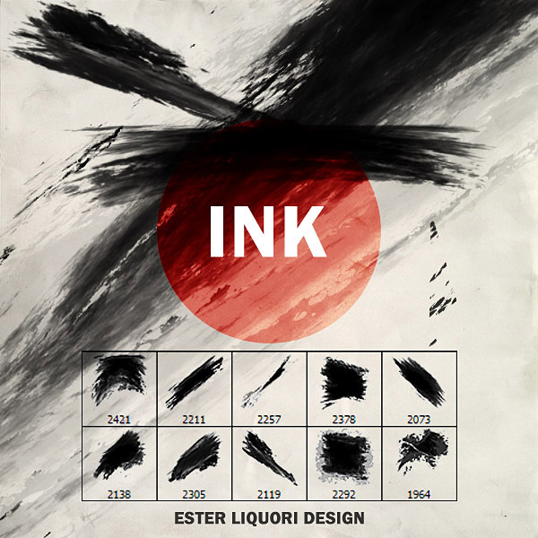 Fan Extra Ink Brushes