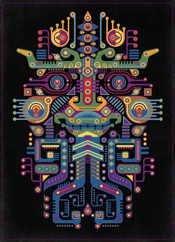 Totem by Lex Nau