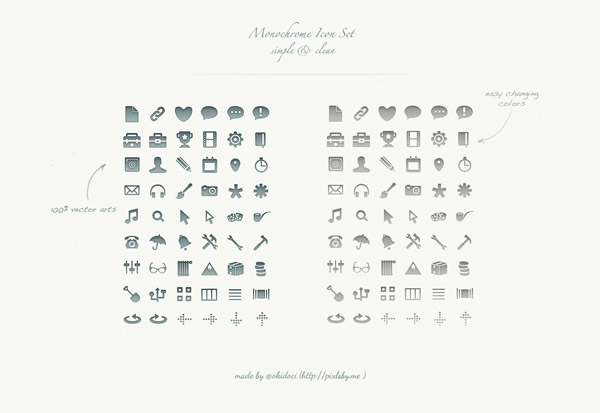 Pixlsby Icons