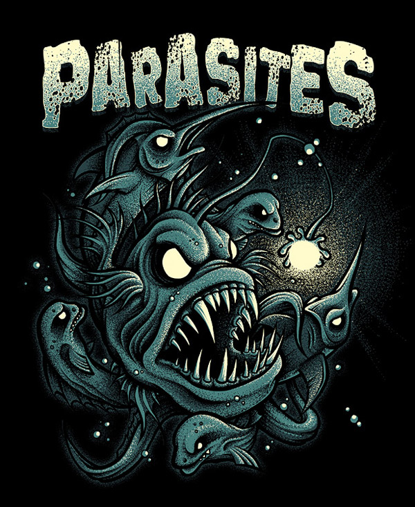 Parasites by Bob Mosquito