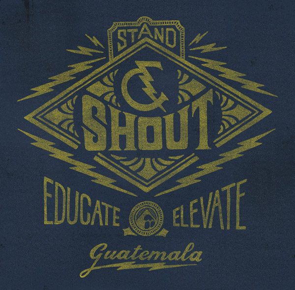 Stand & Shout by Drew Melton